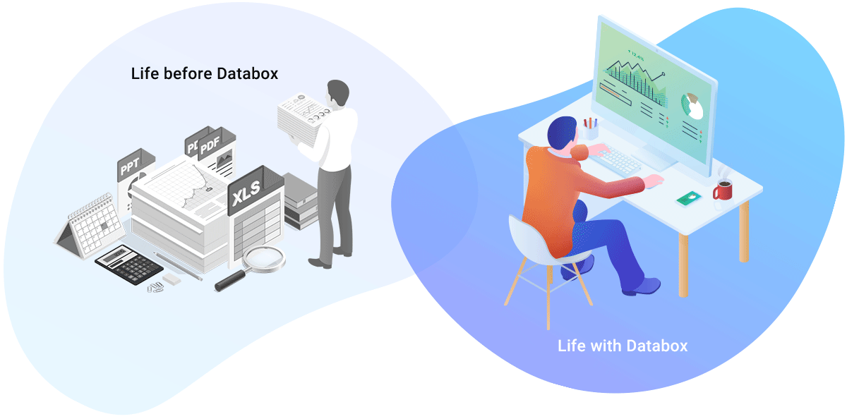 Databox all your metrics in one place on all devices