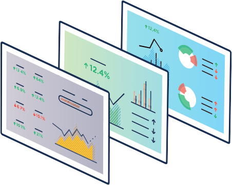 Databox performance live dashboard presentation