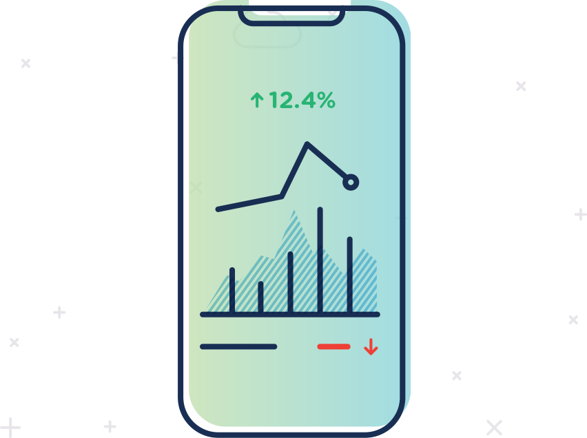 Mobile dashboard design best practices built right in
