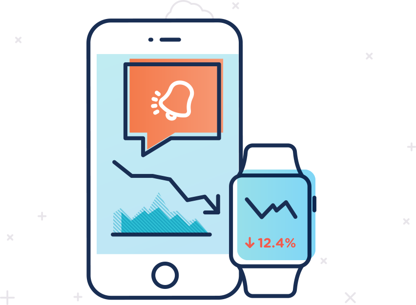 Get mobile performance notifications