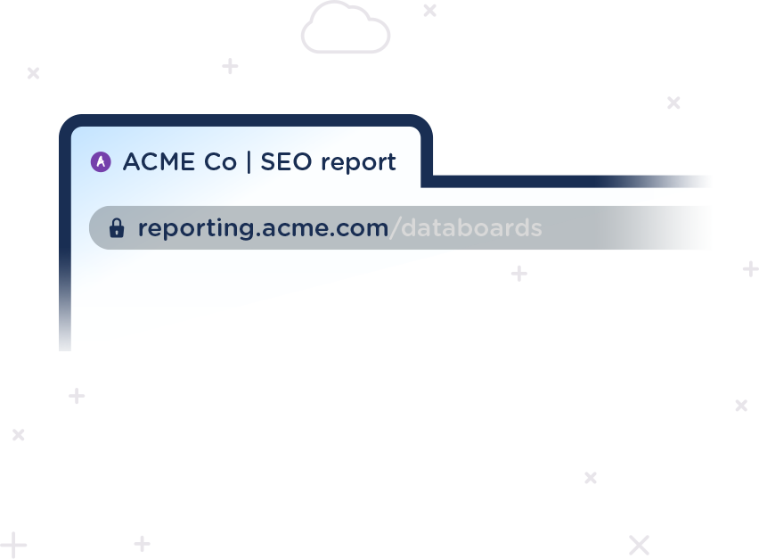 Share Reports Hosted on Your Own Domain
