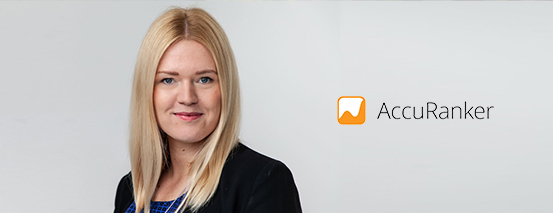 Eva Lauridsen, CMO at AccuRanker