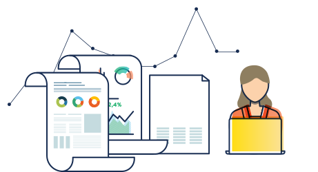 We can build the HubSpot Marketing reports you need